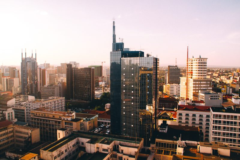 Nairobi Sunset